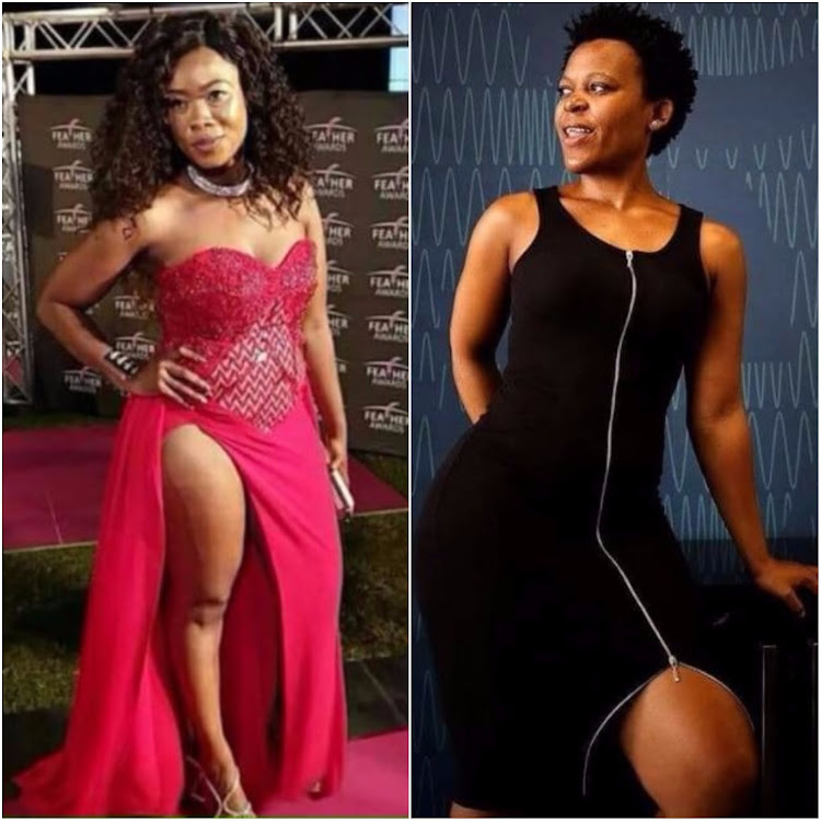 Will Skolopad get her wish to co-headline a women's event with Zodwa Wabantu?