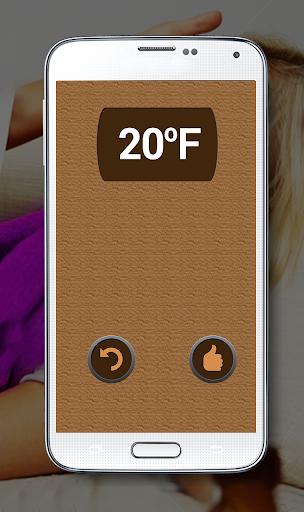 아기 발열 thermometer- 장난