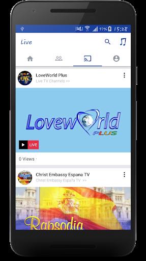 CeFlix Live TV 2.1.0-1593 screenshots 2