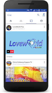 CeFlix Live TV 2.1.0-159 Mod Android Updated 2