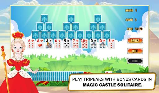 5 Fun Tripeaks Solitaire Games
