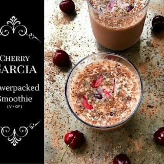 Cherry Garcia Power Packed Smoothie