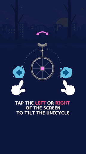 Unicycle Downhill screenshot 5