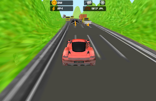 Super Racing Rivals Hill Climb