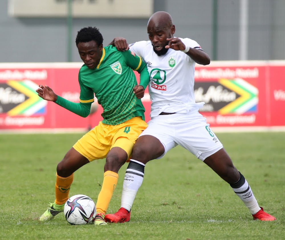 Point from Durban derby pleases Benni McCarthy