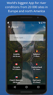 RiverApp - River flow- screenshot thumbnail