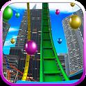 Roller Coaster Balloon Fun icon