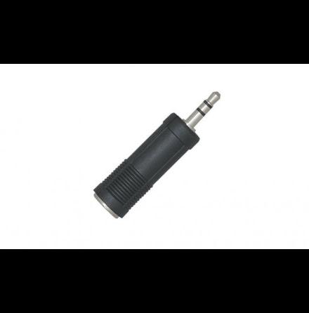 """Adapter - ¼"""" telehona - 3.5mm telehane STEREO"""