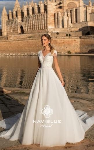 049151c515f218 Платье Jean 17347 от Naviblue Bridal - 53800 руб.