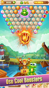 Forest Rescue: Bubble Pop- screenshot thumbnail