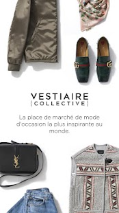 Vestiaire Collective Capture d'écran