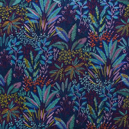 Amazonia Brodyr - indigo