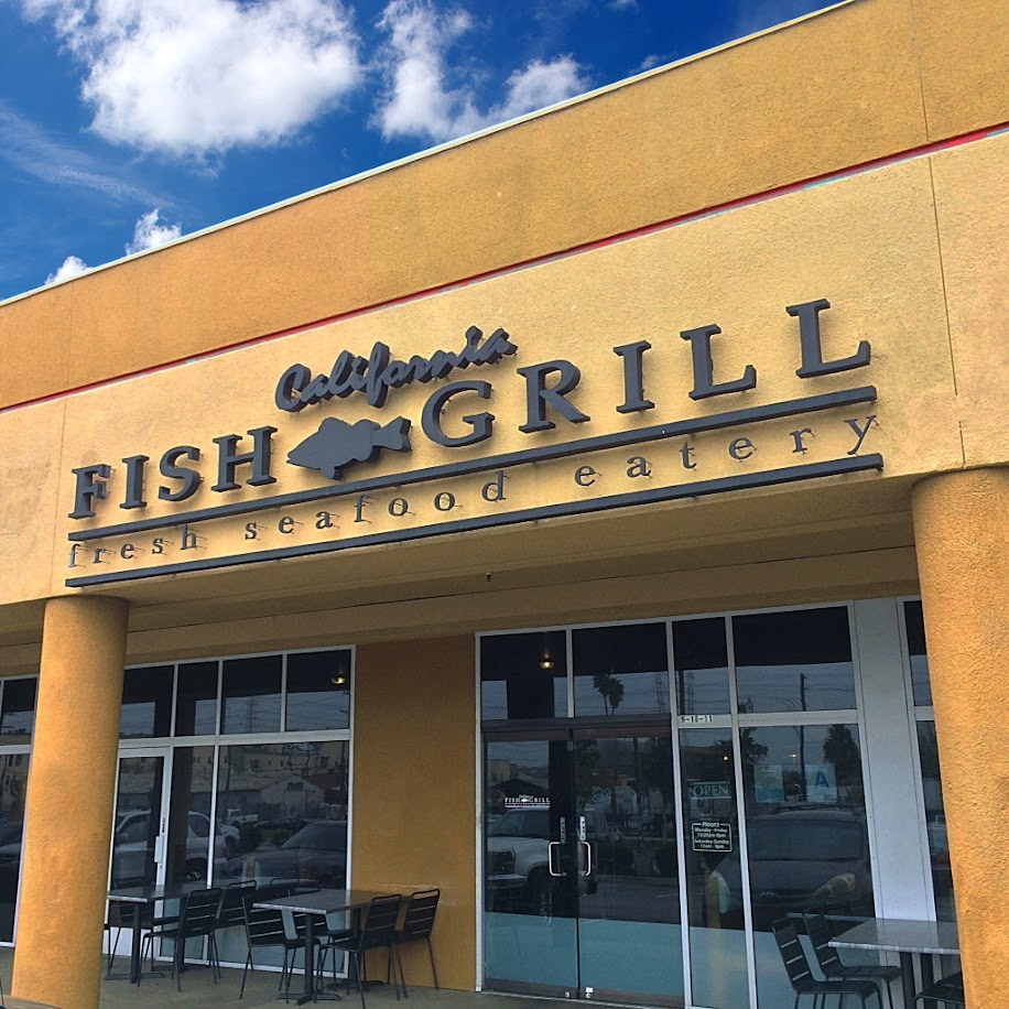 California fish grill menu reviews gardena gardena for Fish grill near me