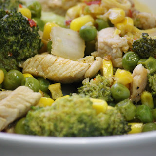 Dietitian's Go To Meal – Quick And Nutritious Stirfry