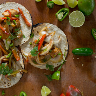 Easy Marinated Chicken Tacos