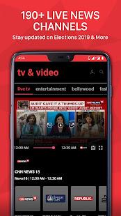 JioNews – Live TV, Cricket, Magazines, Newspapers apk free
