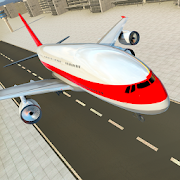 Flying Airplane Pilot Flight Simulator-Plane Games