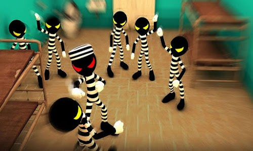 Stickman Escape Story 3D v1.6 (Mod Money/Energy/Ads-Free)