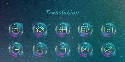 Transparent Theme