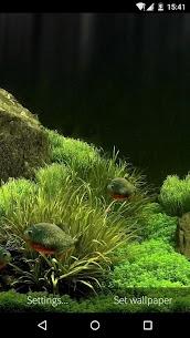 3D Fish Aquarium Wallpaper HD 4