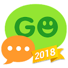GO短信加强版 - 免费主题 & 彩信 icon