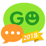 GO SMS Pro - Messenger, Free Themes, Emoji Apk Download Free for PC, smart TV