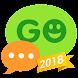 GO SMS Pro - 無料テーマ & ショートメール