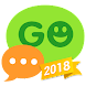 GO SMS Pro - Messenger, Free Themes, Emoji image