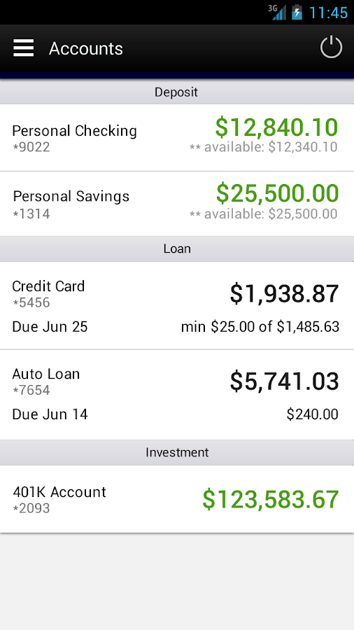 Members First Credit Union FL- screenshot