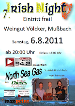 Photo: Das Konzertplakat