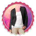 Women Jacket Suit Photo Maker icon