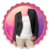 Women Jacket Suit Photo Maker