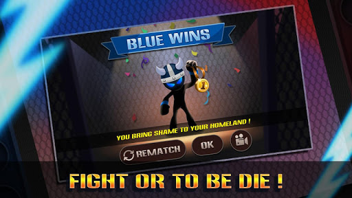 Stickman Warriors:UFB Fighting for PC