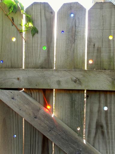15 pessoas que transforam suas cercas em algo único