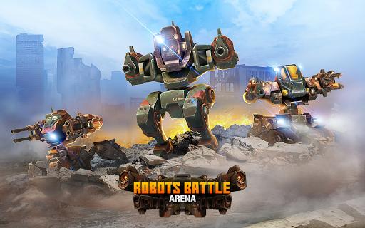 Robots Battle Arena screenshot 15