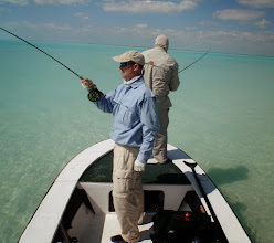 Photo: Double hook-ups are common on these trips