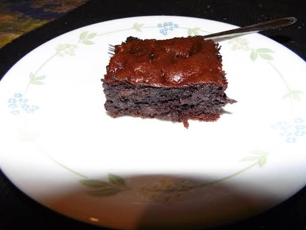 It Tastes Like A Rich Fudgey Brownie