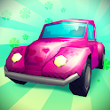 Girls Car Craft GO Parking Awesome Games For Girls icon