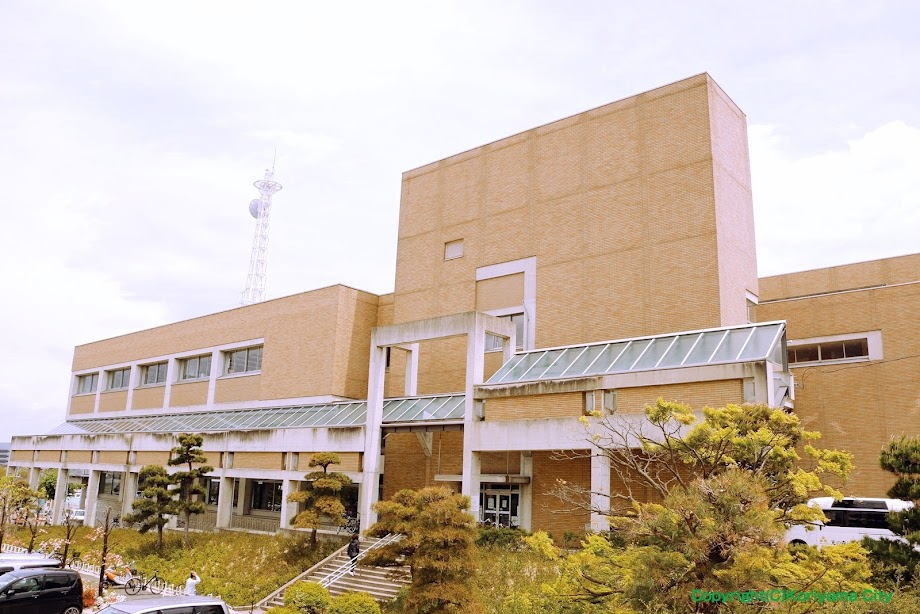 郡山中央図書館