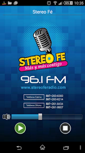 Stereo Fé- screenshot thumbnail