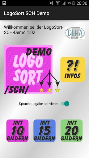 LogoSort SCH Demo