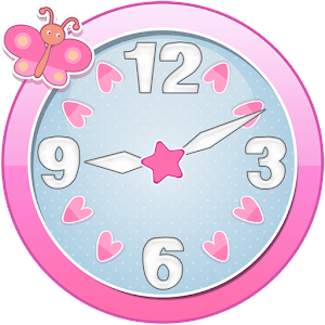 Cute Clock Widget Android Apps On Google Play