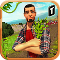 Weed Farming Game 2018 icon