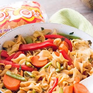 10 Minute Weeknight Stir-Fry Recipe