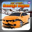 Damage Engine Car Crash Racing APK