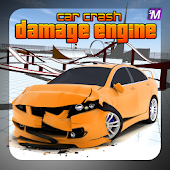 Damage Engine Car Crash Racing