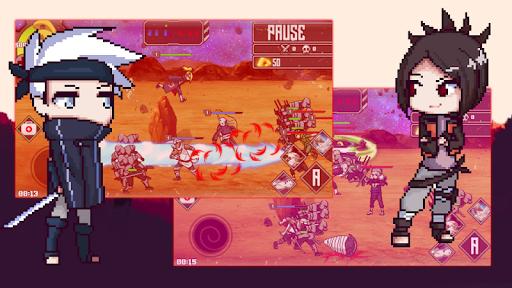 Rise of the Ninja: Dark War 1.0.2 5