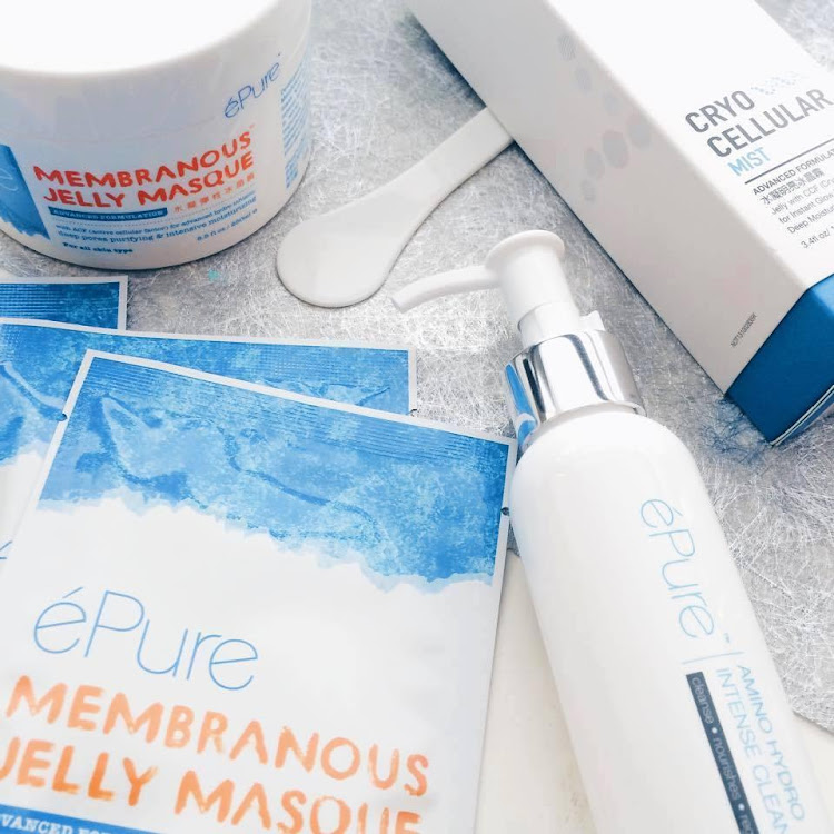 ePure Membranous Jelly Masque (30ml x 6 packs)
