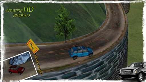 SUV Driving Sim
