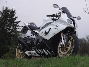 Photo BMW S1000RR Ralle Bikes More Sonderumbau Mit Dem Neuen 2012er Kennzeichenhalter